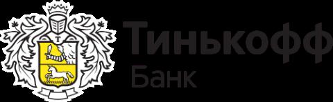 тинькофф банк лого